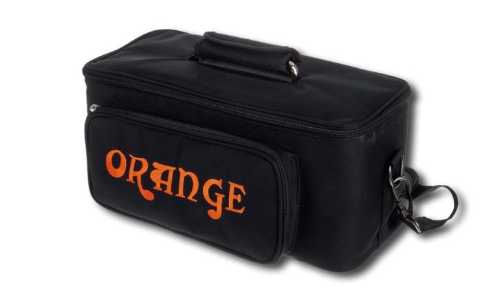 Orange Brent Hinds Terror bag