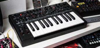 Top News: Novation Bass Station II 2.5, Synthesizer