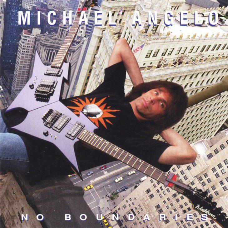 Shred Guitar Michael Angelo Batio