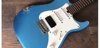 Test: Friedman Vintage-S APMPH+SS-P, E-Gitarre
