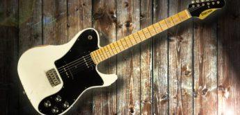 Test: Friedman Vintage T-AMVS90, E-Gitarre