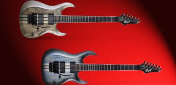 Top News: Cort X500, E-Gitarre