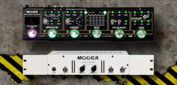 Top News: Mooer Black Truck und Tube Engine