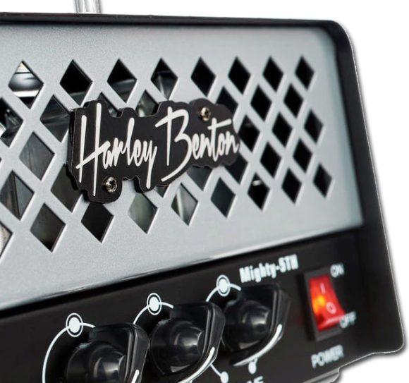 Harley Benton Mighty-5TH titel