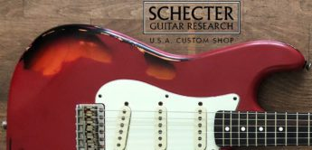 Test: Schecter USA Custom Wembley Traditional, E-Gitarre