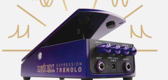 Top News: Ernie Ball Expression Tremolo, Effektpedal