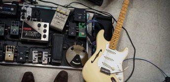Test: Fender Eric Johnson Thinline Strat VW E-Gitarre