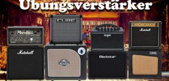 Feature: Die besten Übungsverstärker für Gitarre