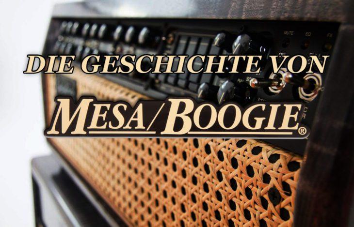 Die Mesa/Boogie Story title