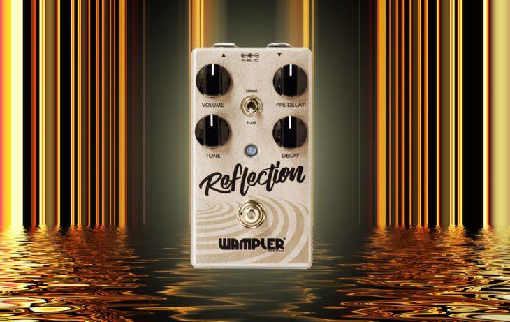 Wampler Reflection title