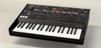 Test: Behringer Odyssey Paraphonic Synthesizer
