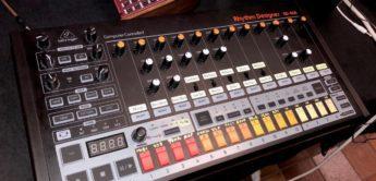 Superbooth 18: Behringer RD-808, Rhythm Designer