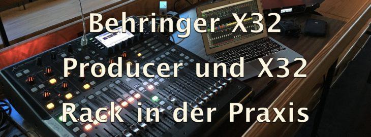 Behringer-X32-Praxis