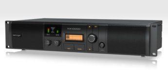 Test: Behringer NX1000D Endstufe