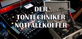 Stage Tools: Der Notfallkoffer für den Tontechniker