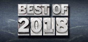 Der BEST GEAR 2018 Jahresrückblick der AMAZONA.de-Autoren