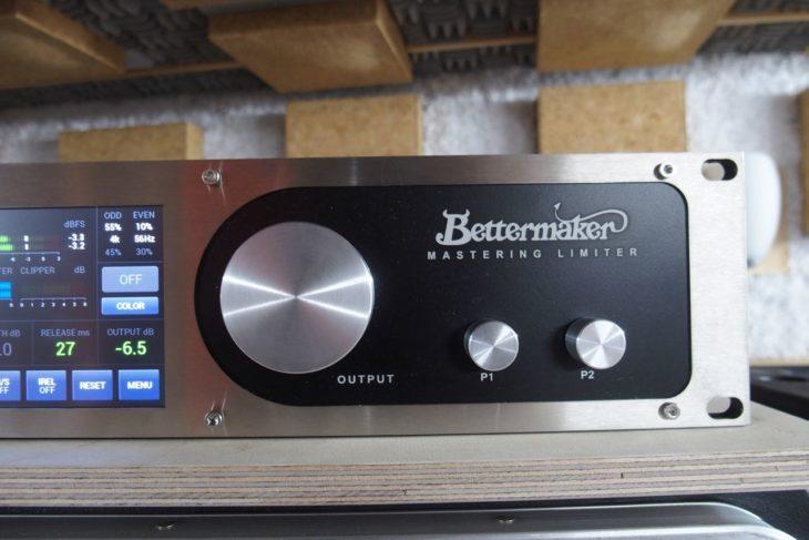 Bettermaker Mastering Limiter 013