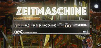 Zeitmaschine: Gallien-Krueger GK 250RL