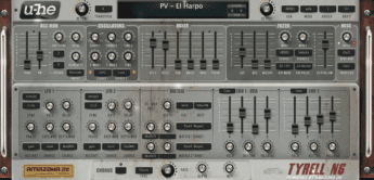 Freeware Synthesizer Tyrell N6 – Spanish Version