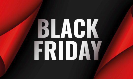 Alle Black Friday Deals 2020 für Studio Software, Plugins und Audio-Tools