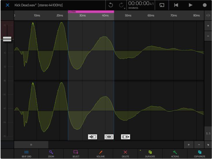 Blip Interactive NanoStudio 2 - Slate