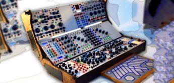 Report: Buchla 200e, Modularsynthesizer – Brain & Heart