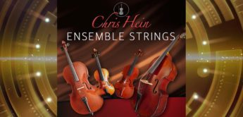 Test: Chris Hein Ensemble Strings, Sound Library