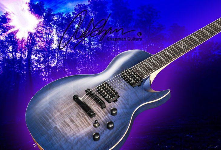 Chapman Guitars ML2 Pro Modern Dusk titel