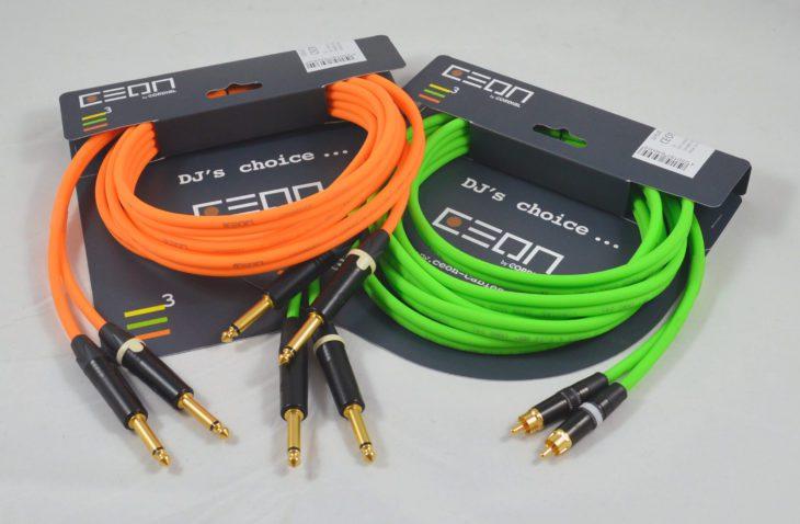 test cordial ceon audio kabel. Black Bedroom Furniture Sets. Home Design Ideas