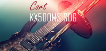 Test: Cort KX500MS Star Dust Green, E-Gitarre