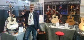 Guitar Summit 2018: Cuntz Guitars CWG 23 Reihe