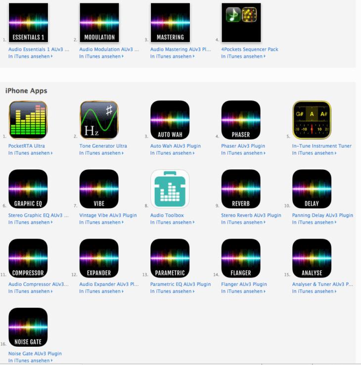 Die Besten neuen iOS-Musik-Apps