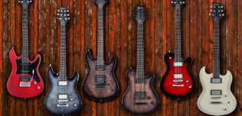Top News: Framus D-Series, E-Gitarren
