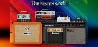 Feature: Die besten Gitarrenverstärker 2018