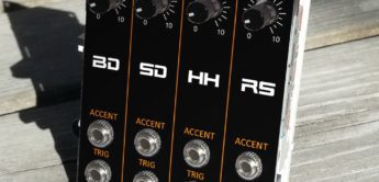 Top News: DSP Synthesizers DR-55, Drum Modul