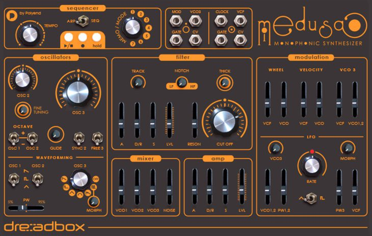 Dreadbox Polyend Medusa