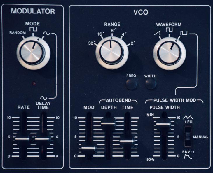 Roland SH-1 Modulator