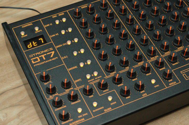 Dtronics DT7 Controller 3