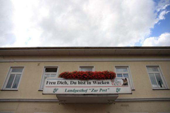 Wacken Open Air hotel