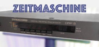 Zeitmaschine: Dynacord DRP 5, Effektprozessor