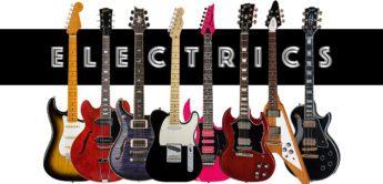 E-Gitarren Typen und ihre Variationen