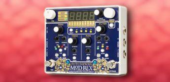 Top News: Electro Harmonix Mod Rex Polyrhythmic Modulator