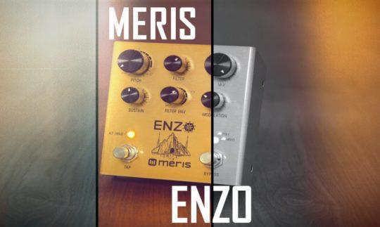 Test: Meris Enzo, Effektgerät