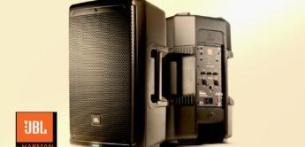 TEST: JBL EON610, Aktivboxen