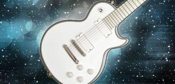 Test: Epiphone Matt Heafy Snofall LP, E-Gitarre