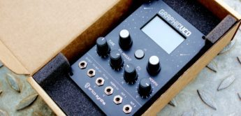 Test: Erica Synths Graphic VCO, Eurorack Modul