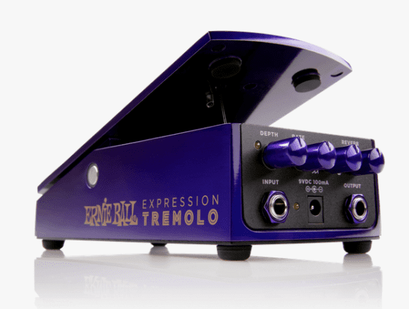 Ernie Ball Expression Tremolo_Titel