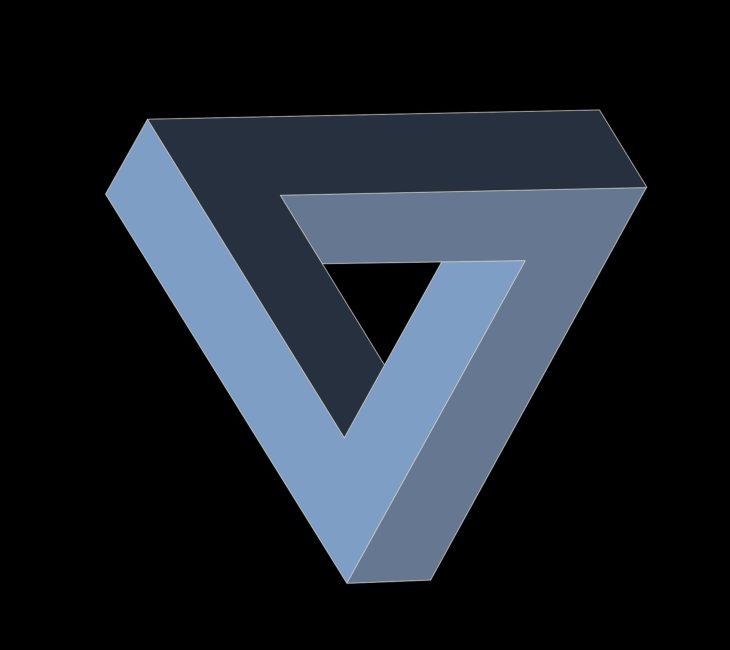 Das Escher-Dreieck