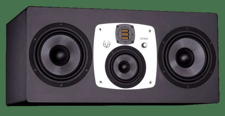 Eve audio SC408 Seitenansicht