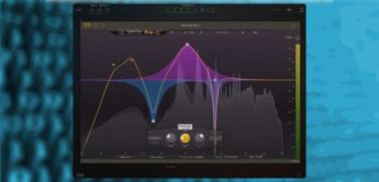 Top News: Fabfilter Pro-Q2, Plugin, AUv3, iOS-APP